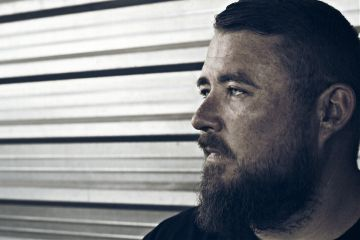 beard portrait photography blackandwhite