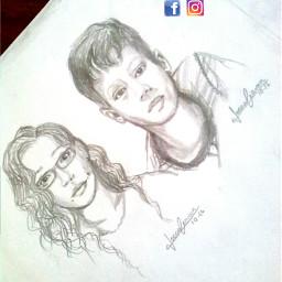 familytime sketchbook girlwithglasses instagram facebook