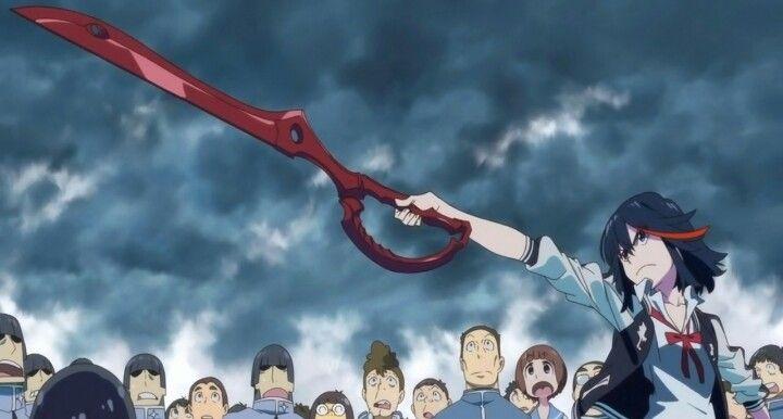 #anime,#killlakill,#ryoko