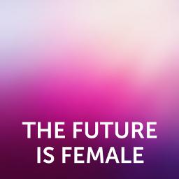 freetoedit future woman female march