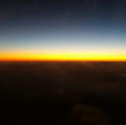 freetoedit horizon sunset sky skyphotography