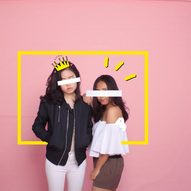 #FreeToEdit #pink #yellow #colorplay #enjoying #enjoythelittlethings #madewithpicsart