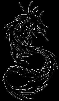 dragon tatoo freetoedit