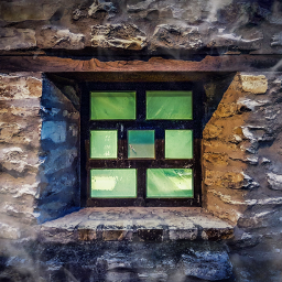 freetoedit colorful hdr photography window