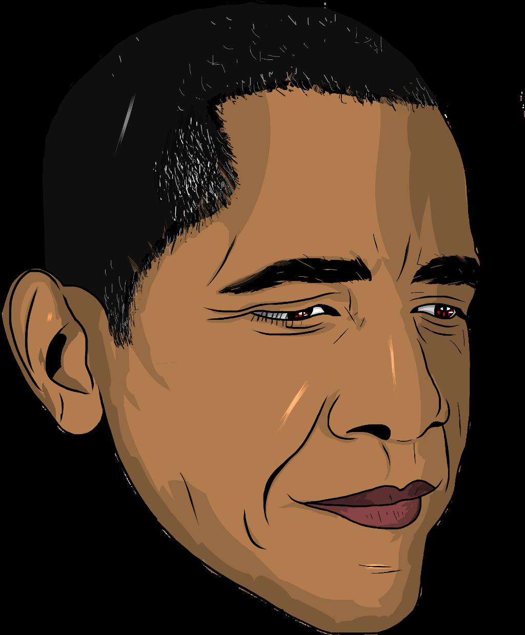 #obama #vector#FreeToEdit