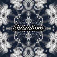 shazahom1 abstract mirrorart mirrormania design