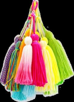 tassel tassels yarn yarnlove yarnart freetoedit