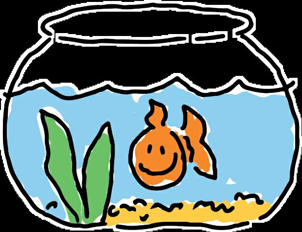 #freetoedit #fish #fishtank #drawing my #ftestickers
