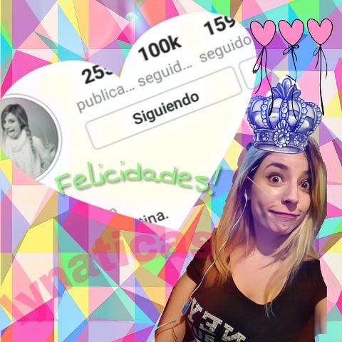 #llegoa100kseguidoresenins
