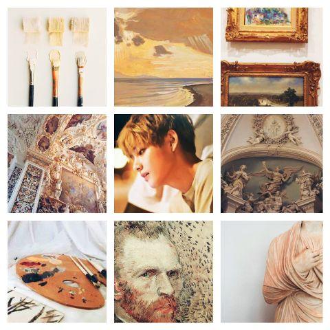 #taehyung,#kimtaehyung,#beige,#art,#moodboard