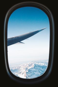 freetoedit airplane view sky cloud
